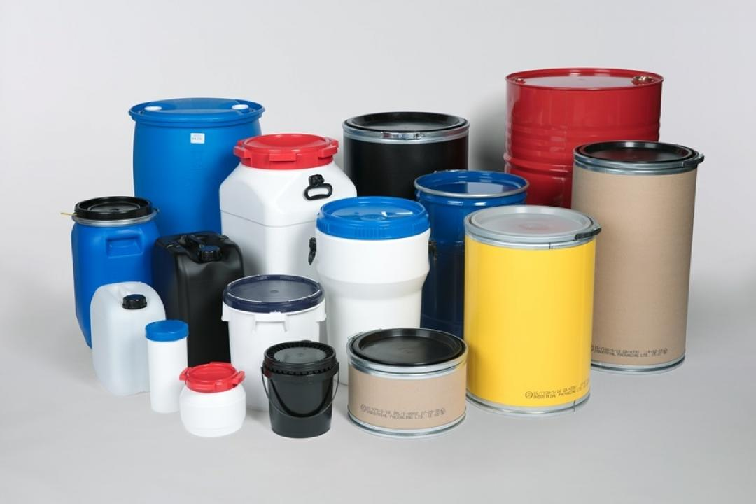 15 different types of industrial container
